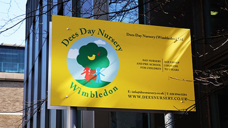 Dee's Day Nursery, Wimbledon